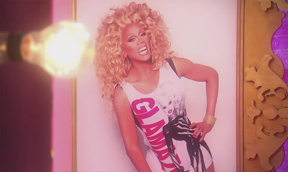 Here's your first look at RuPaul's Drag Race UK