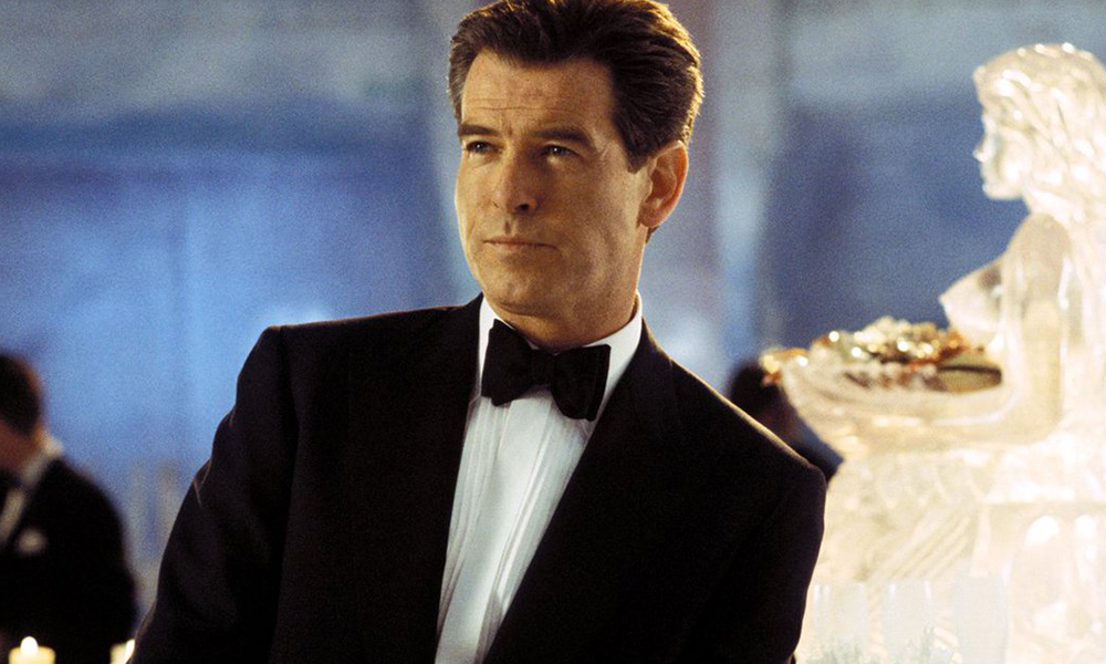 Everyone's shitting themselves because Pierce Brosnan said a female James Bond might be cool