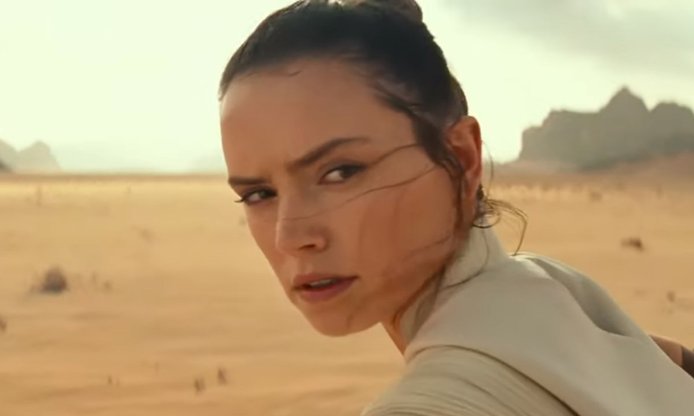 We'll find out who Rey ~really ~is in Star Wars: The Rise of Skywalker