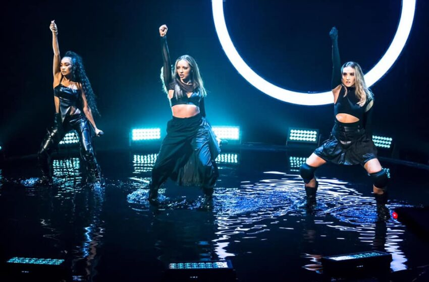 Everything's coming up Little Mix in fascinating week for chart nerds