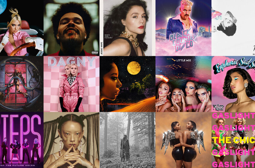 Top 25 albums of 2020
