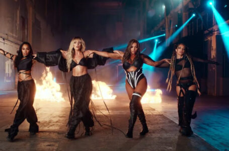 Jesy Nelson says Little Mix's Sweet Melody video shoot was her 'breaking point'