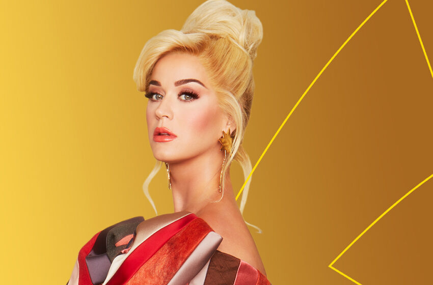 Katy Perry is collaborating with… Pokémon
