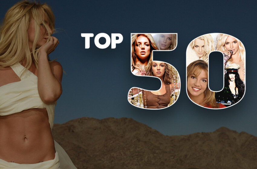 Britney Spears Top 50: And here are the results