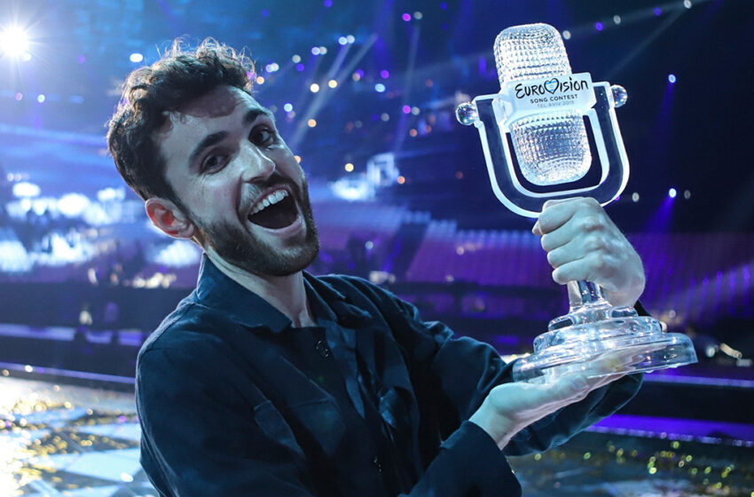 A past Eurovision winner is set for a new UK chart peak thanks to TikTok