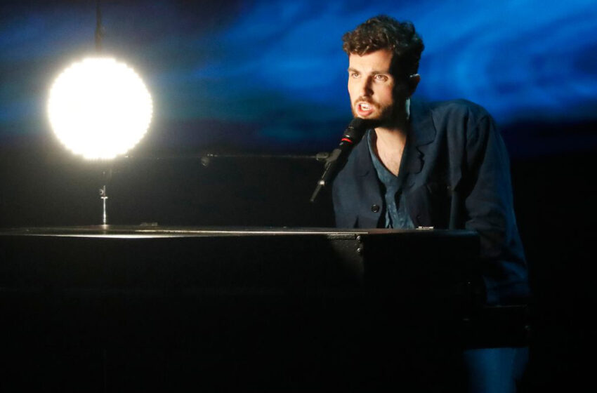Duncan Laurence's Arcade is the first Eurovision winner in six years to enter the UK Top 40
