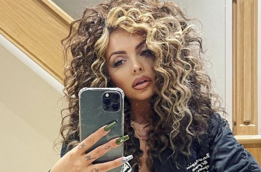 Jesy Nelson signs new deal, says she 'can't wait to start my next chapter'