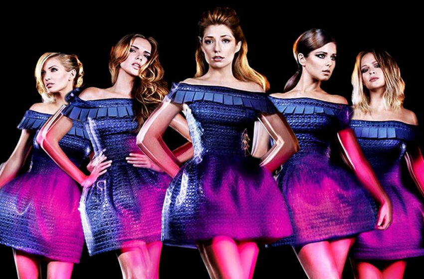 Girls Aloud were nearly called XQuizit, Raw Silk or Overdose