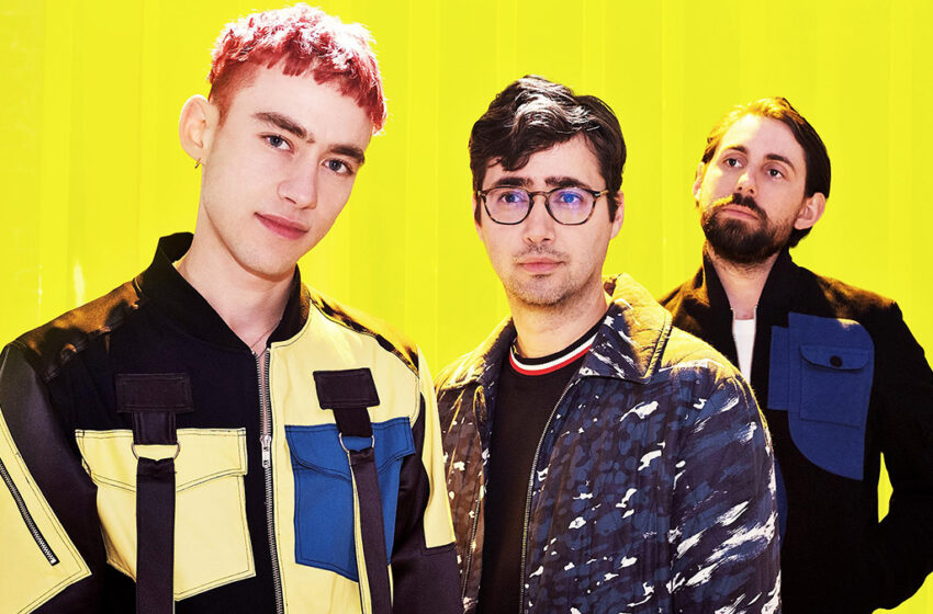 We could have new Years & Years music in months & months