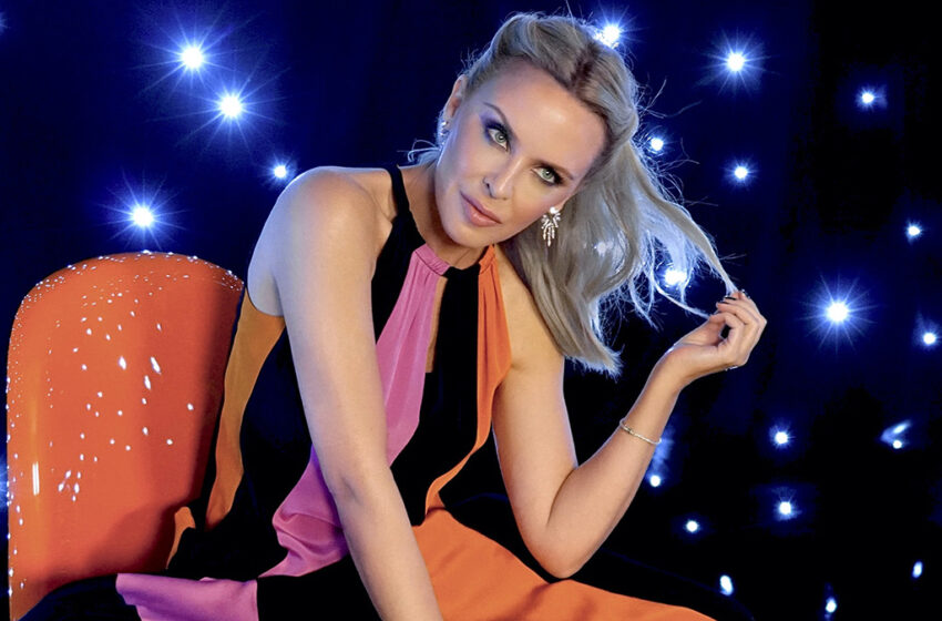 Kylie Minogue's Disco is doing 'three times' better than Golden with global streams