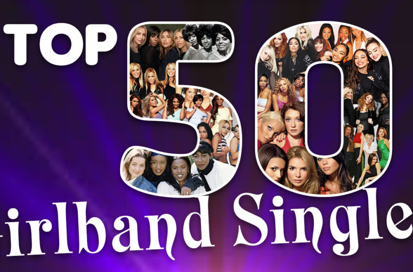Top 50 Girlband Singles: Vote now ahead of countdown special on Sunday