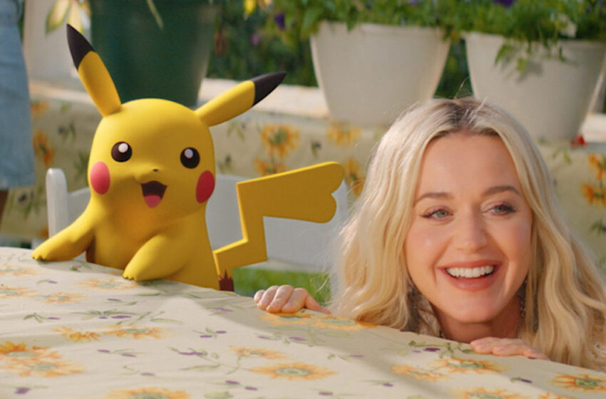 New Music Friday: Elton x Olly! Laura Mvula! Katy x Pikachu! And one hell of a remix!